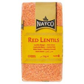 Natco red lentils