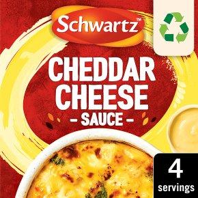 Schwartz Sauce Mix Cheddar Cheese
