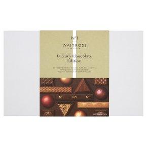 No.1 Luxury Chocolate Edition