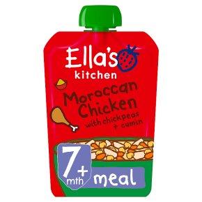 Ella's Kitchen Moroccan Chicken