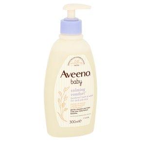Aveeno Baby Calming Comfort Wash