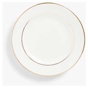 John Lewis Anyday Gold Band Side/Tea Plate