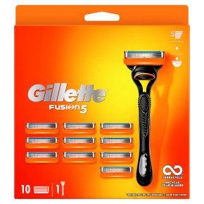 Gillette Fusion5 Razor +10 Blades