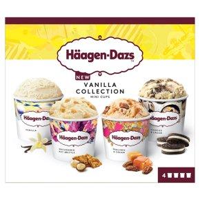 Häagen-Dazs Vanilla Ice Cream Minicups