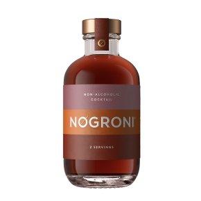Nogroni Non-Alcoholic Cocktail