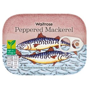 Waitrose Peppered Mackerel