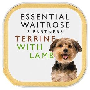 Essential Terrine with Lamb