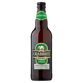 Crabbie's Alcoholic Ginger Beer
