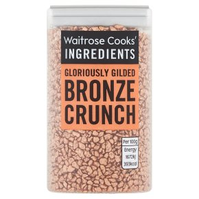 Cooks' Ingredients Bronze Crunch