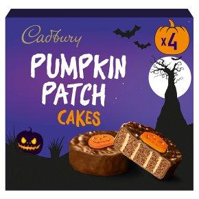 Cadbury Pumpkin Patch Cakes