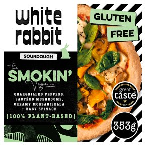 The White Rabbit Pizza Co. The Smokin' Vegan