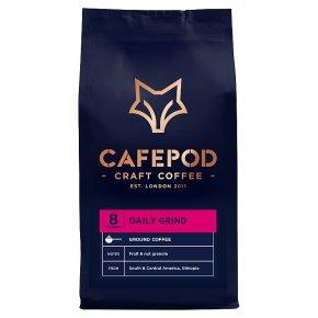 CafePod Craft Coffee SW18 Daily Grind