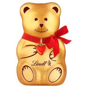 Lindt Milk Chocolate Teddy