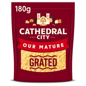 Cathedral City Grated Mature Cheddar