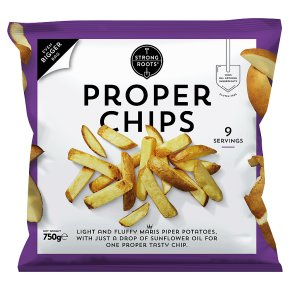 Strong Roots Proper Chips