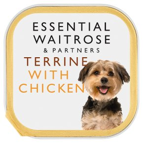 Essential Terrine with Chicken