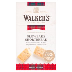Walker's Slowbake Shortbread