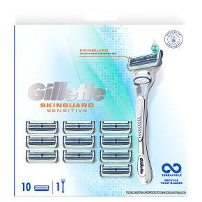 Gillette Skinguard Sensitive Razor +10
