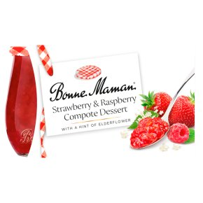 Bonne Maman Strawberry & Raspberry Compote