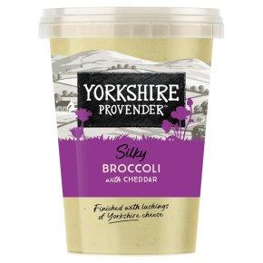 Yorkshire Provender Super Broccoli Soup Yorkshire Cheddar
