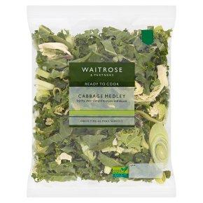 Waitrose Cabbage Medley