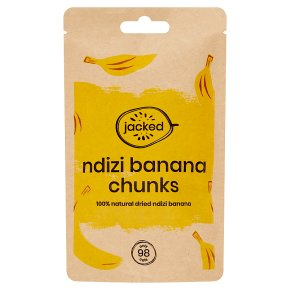 Jacked Banana Ndizi Chunks