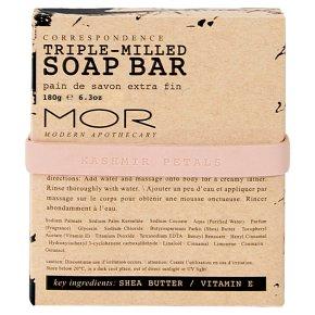 MOR Soap Bar Kashmir Petals