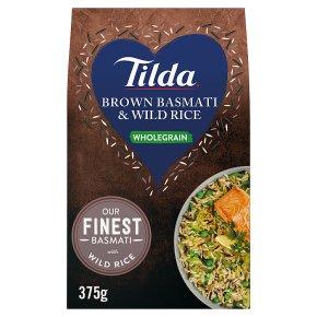 Tilda Brown Basmati & Wild Rice