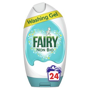 Fairy Non Bio Gel 24 washes