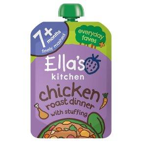 Ella's Kitchen Chicken Roast Dinner