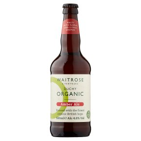 Duchy Organic Amber Ale