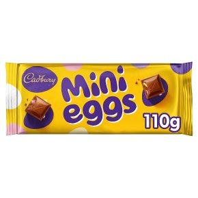 Cadbury Mini Eggs Chocolate Bar