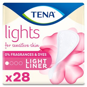 lights by Tena light liners