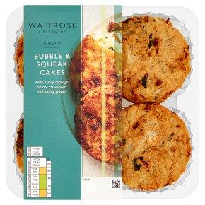 Waitrose Bubble & Squeak Cakes