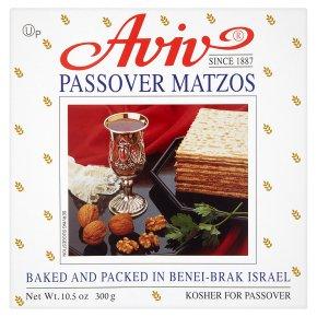 Aviv Passover Matzos
