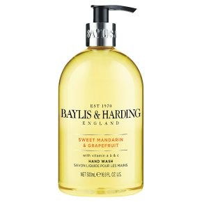 Baylis & Harding Mandarin Hand Wash