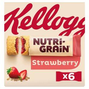 Kellogg's Nutri-Grain Strawberry