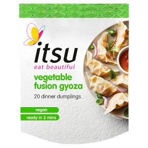 itsu Vegetable Fusion Gyoza 20s