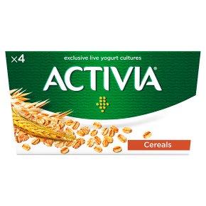 Activia Cereals Yogurts