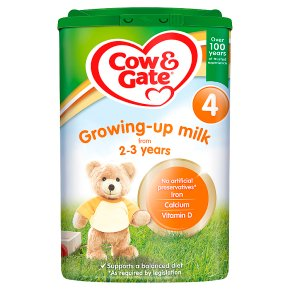 Cow & Gate 4 Growing Up Milk Powder