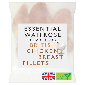 Essential British Chicken Breast Fillets