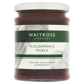 Waitrose Ploughman's Pickle