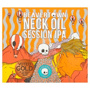 Beavertown Neck Oil