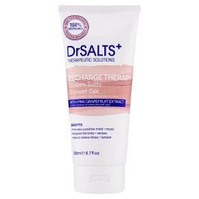 DrSalts Recharge Therapy Shower Gel