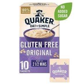 Quaker Oat So Simple Gluten Free 10s