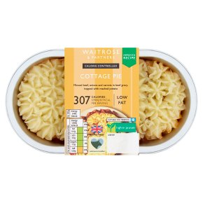 Calorie Controlled Cottage Pie