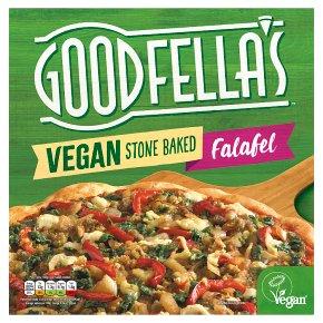 Goodfella's Vegan Stone Baked Falafel Pizza