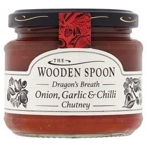 WoodnSpn Onion Garlic Chill Chutney