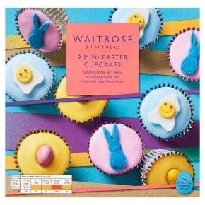 Waitrose 9 Easter Cupcakes