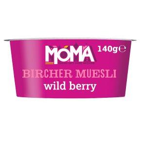 MOMA Bircher Muesli Wild Berry Yogurt